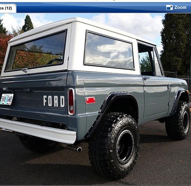 1970 Ford Bronco For Sale Near Tampa Florida 33629 Classics On