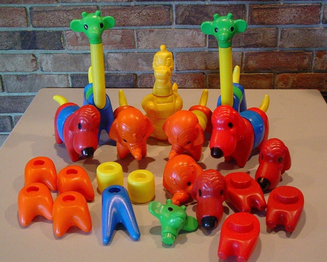 Holy Cow!  I just had a blast from the past!  These were Tupperware?  I had no idea! LOL!