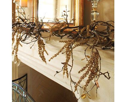traditional holiday decorations by FRONTGATE FALL Pinterest - frontgate halloween