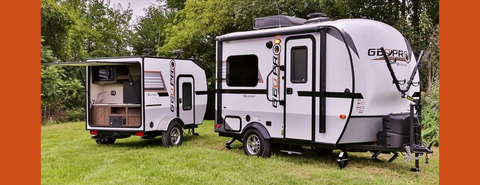 Rockwood Geo Pro Modelid Travel Trailers By Forest River Rv I