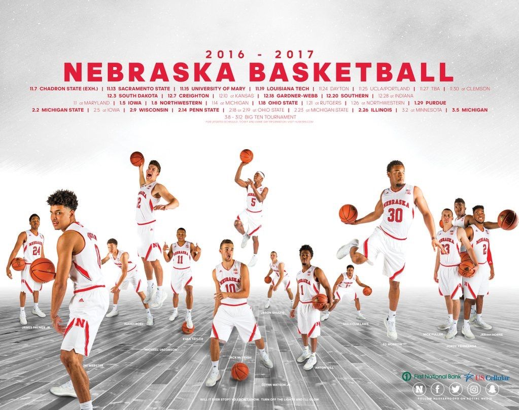 Top50 Men's College Basketball Posters of