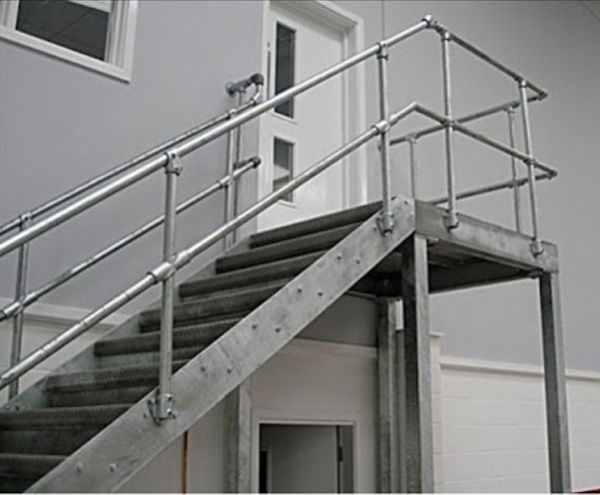 Delightful Steel Staircase, Spiral Staircases, Metal Spiral Stairs London .