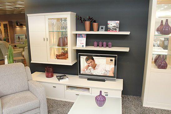Musterring Wohnzimmermöbel ~ Wohnwand korsika von musterring wohnen pfiff möbel