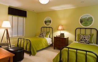 Hunter's Creek Farm - traditional - bedroom - dc metro - by Cabin John Builders