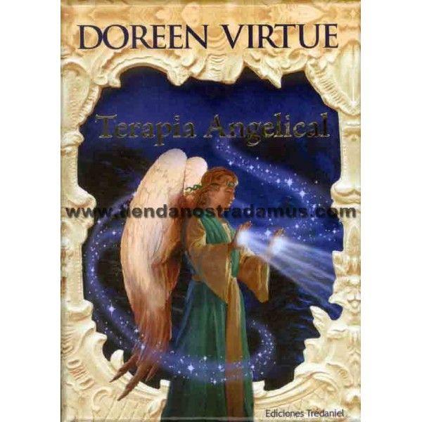 Terapia Angelical Doreen Virtue Oraculos Angeles Custodios
