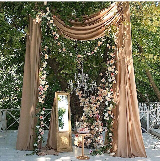 Rustic Wedding Altar Ideas: Pin By Debby Burkhardt On Decorating