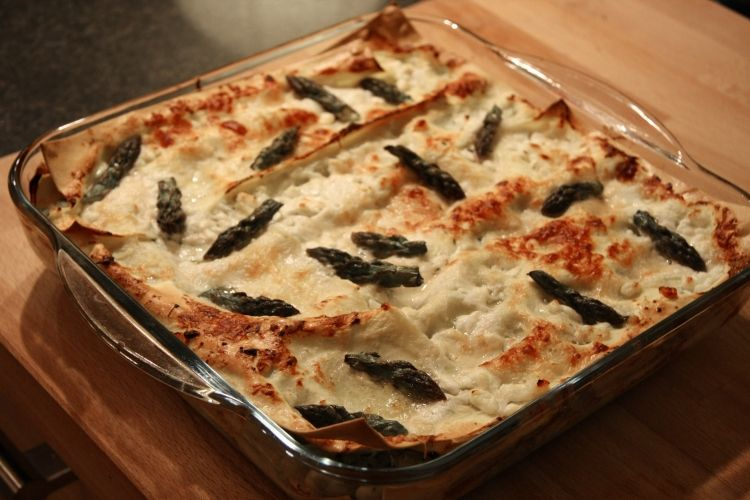 Jamie Summer Veg Lasagne Been Looking For This Recipe For Ages