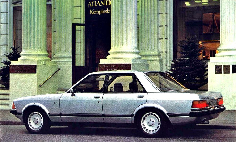 Ford Granada Brochure Picture Ford Granada Granada Classic Motors