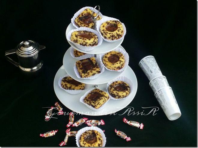 Mini-Tigrés au Caramel super Moelleux