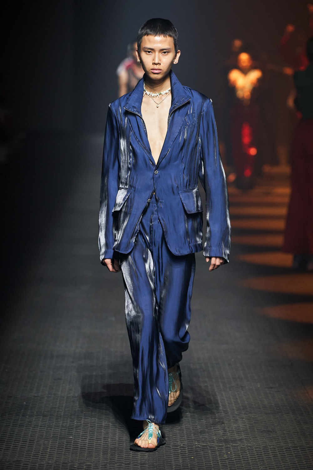 Kenzo Spring 2020 Menswear Fashion Show (With images