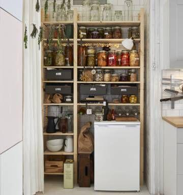 Catalogue IKEA 2017 Deco en 2018 Garde manger, Maison et Étagère