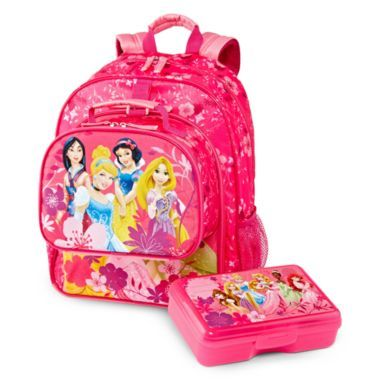 3135f5406f31 Disney Princesses Backpack and Accessories found at  JCPenney ...