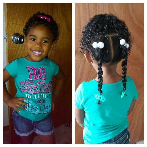 Hairstyles For Girls With Mixed Hair: Pin On Miyah Hair