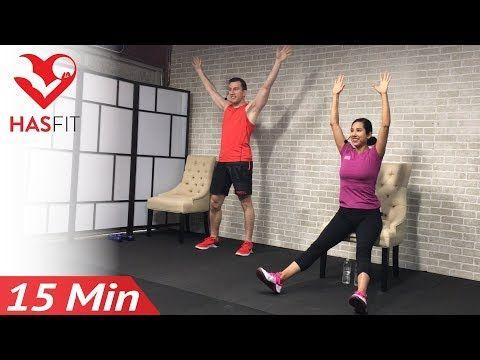 15 min exercise for seniors elderly older people or
