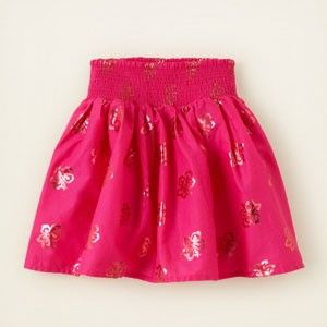 Spring Skirts | The Children's Place #skirts #springsale #pink