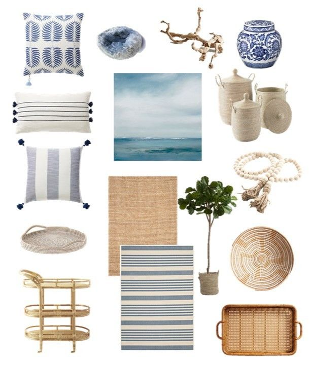 Easy, Breezy Summer Home Decor - jane at home