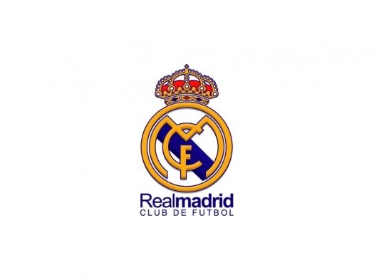 Real Madrid Logo 이미지 포함 축구
