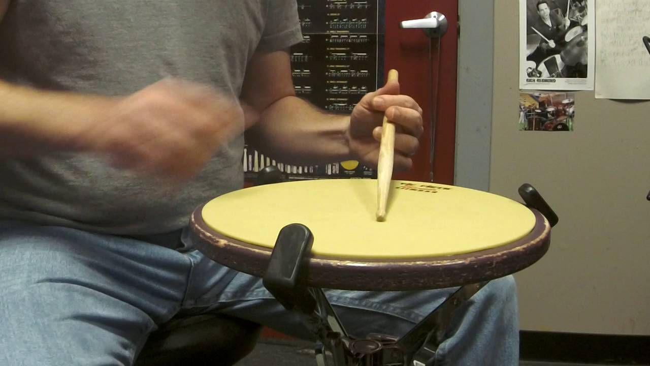 Traditional Grip Finger Control Part 1: Thumb