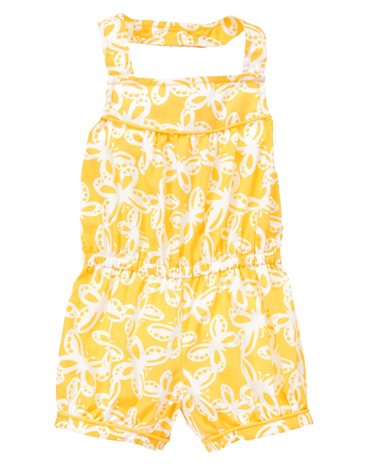 cbed3a18288 Butterfly Romper at Gymboree