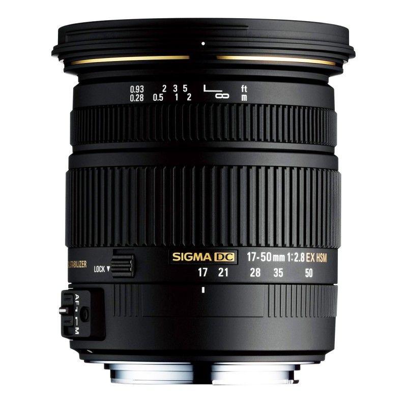 17 50mm F2 8 Ex Dc Os Hsm 3 Objectif Photo Teleobjectif Camera Photos