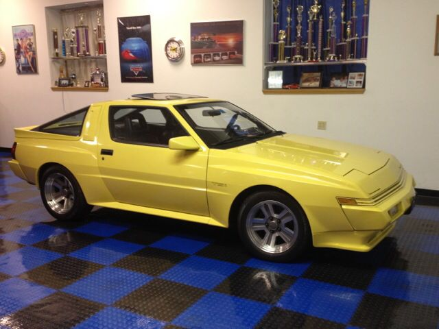 Pin By Bicsintegra On Starion Conquest Chrysler Conquest