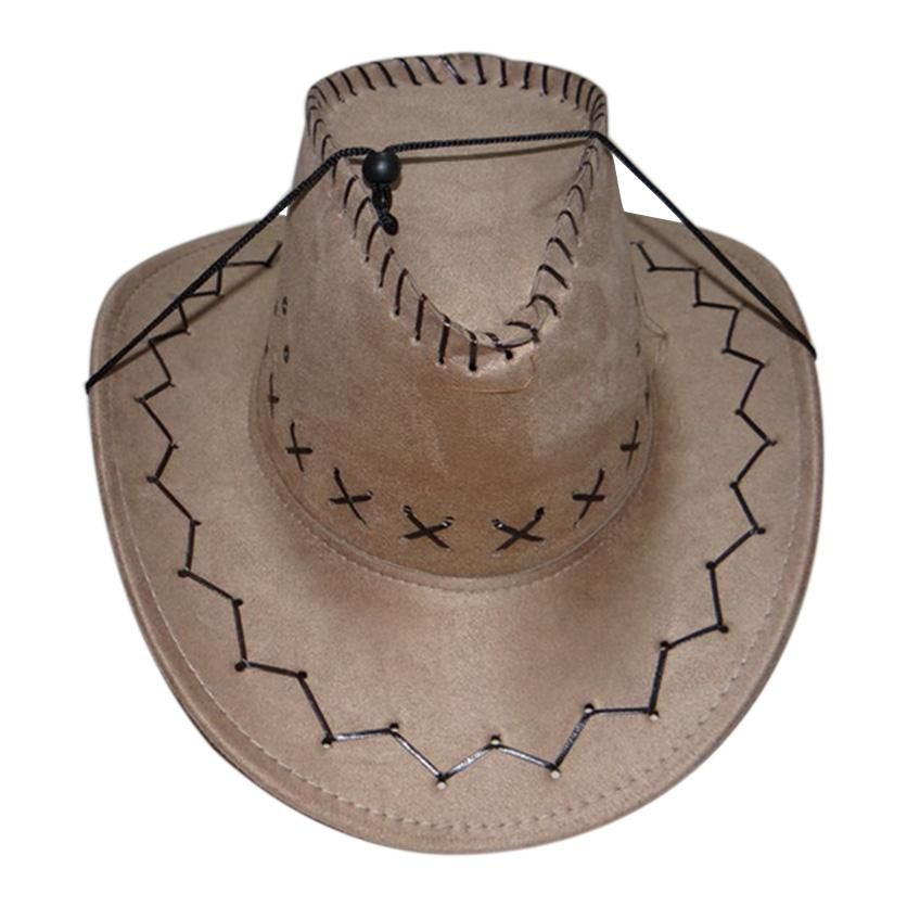 Retro Unisex Denim Wild West Cowboy Cowgirl Rodeo Fancy Dress Accessory Hats !