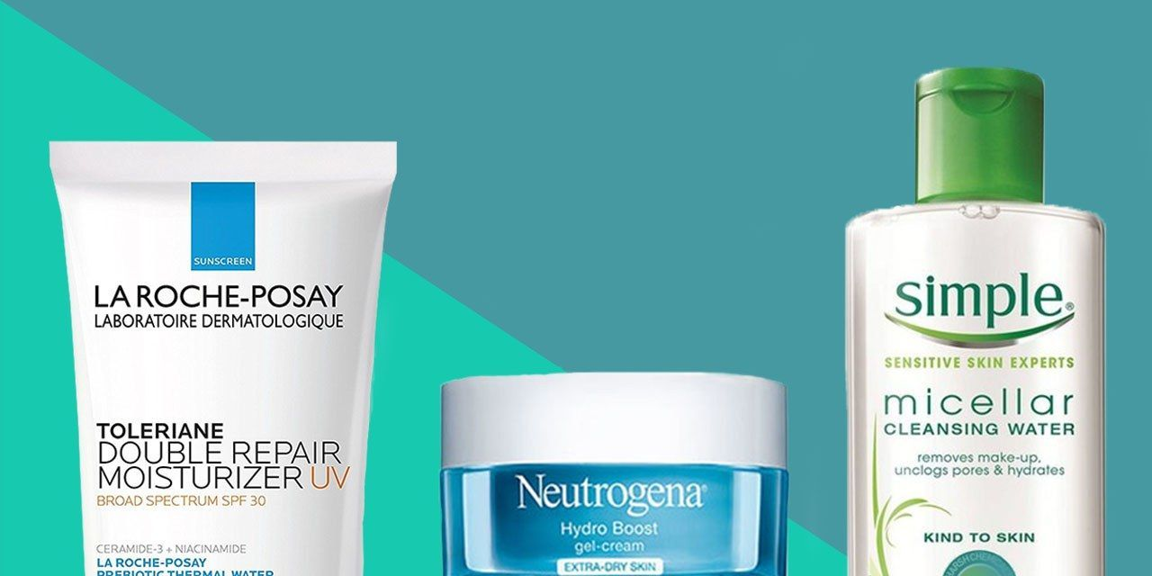 21 Drugstore Products Dermatologists Recommend For Sensitive Skin Sensitive Skin Care Sensitive Skin Skin Moisturizer