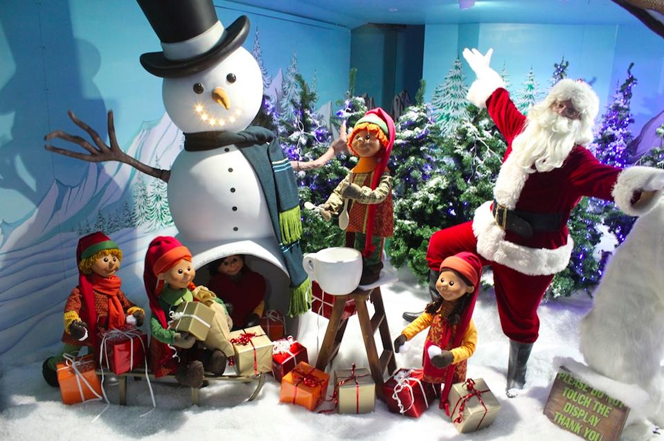 Christmas at Wookey Hole