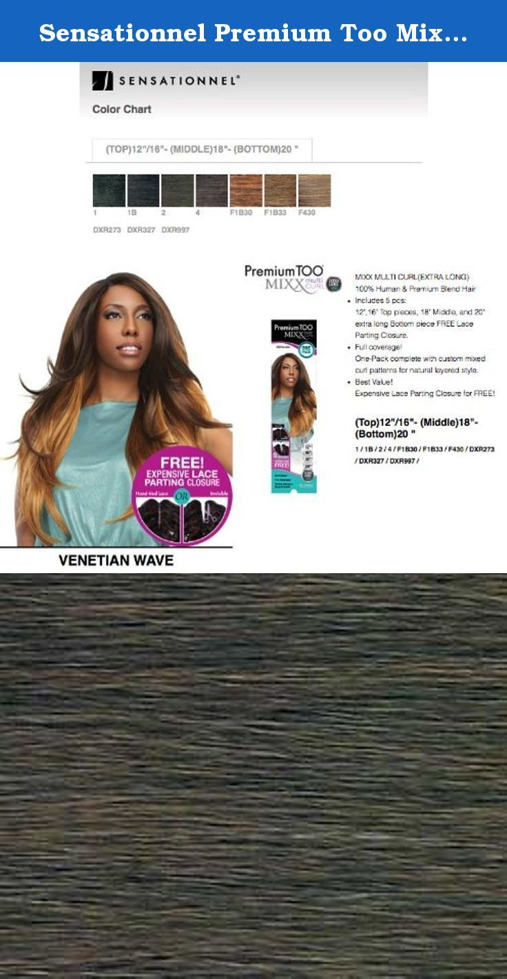 Sensationnel Premium Too Mixx Extra Long Venetian Wave 2 Best