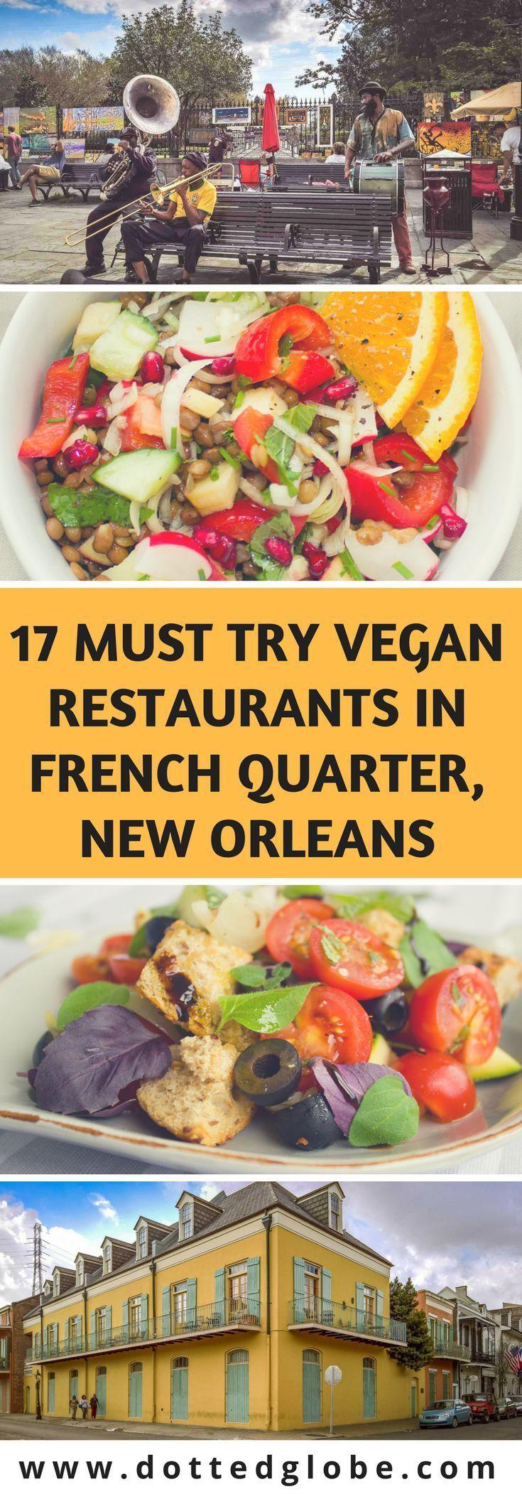 Must Try Vegan Restaurants In New Orleans French Quarter Neworleans