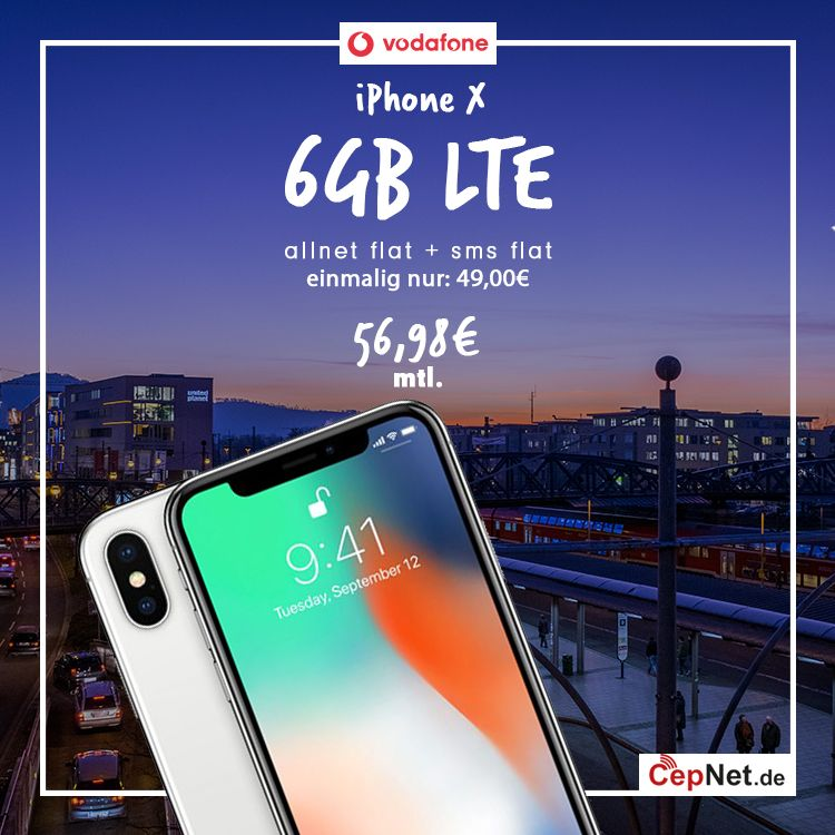Iphone X 64gb Space Grau Iphone Mobilfunk Apple Iphone