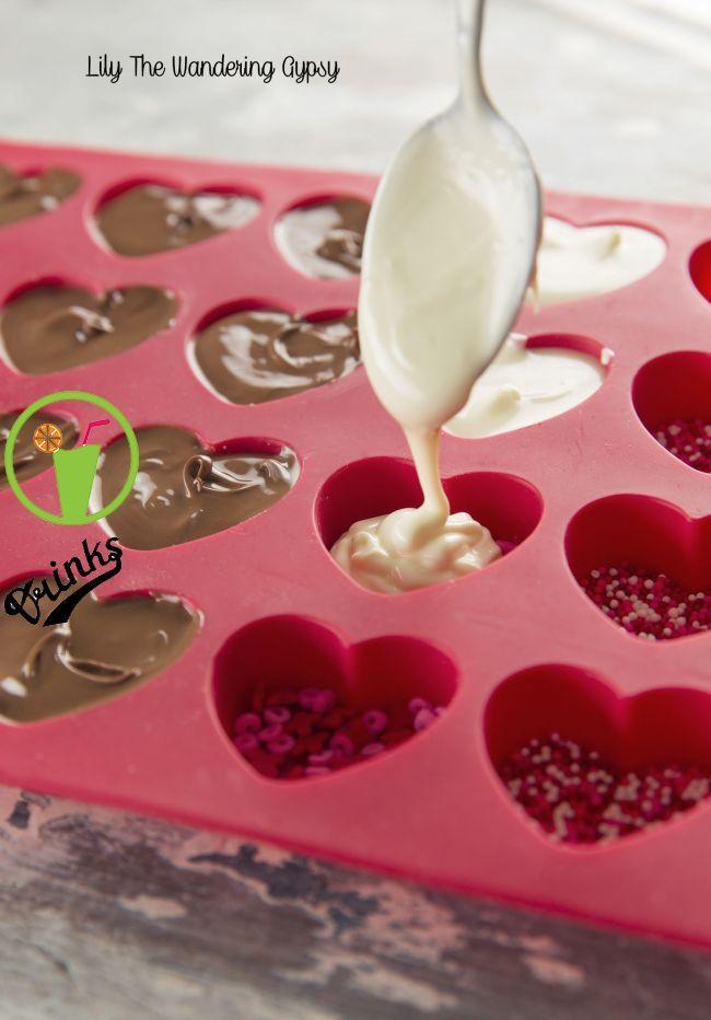 ひと手間加えて美味♪食べすぎ注意!人気のポテトグラタン   Bombones de chocolate. Comida para cumpleaños infantiles ...