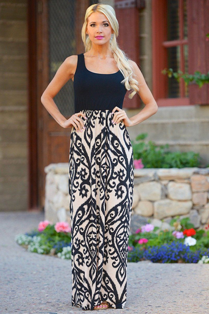 Long Maxi Dress Patchwork Tank Sundress Maxi Dress Black Maxi Dress Long Maxi Dress [ 1200 x 800 Pixel ]