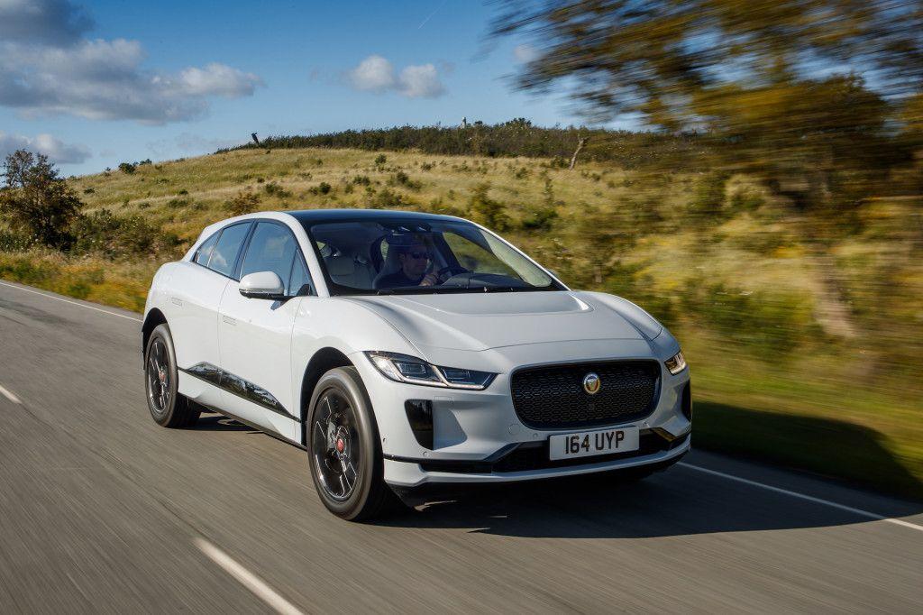 2019 Jaguar I Pace Vs Tesla Model X 75d Compare Electric Cars