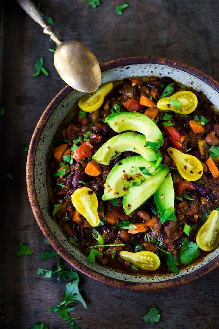15 Cozy Vegetarian Recipes for Fall! images