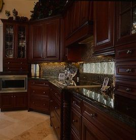 Best Way To Clean Cherry Wood Kitchen Cabinets in 2020 ...