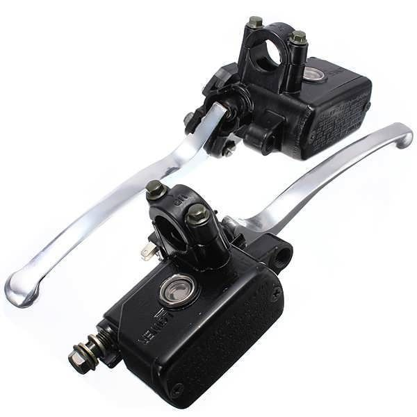 7/8inch 14mm Motorcycle Brake Clutch Lever Master Cylinder product link…