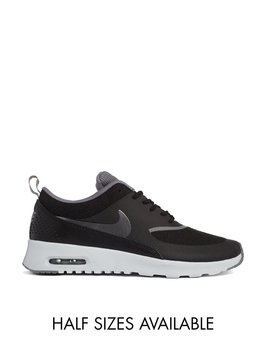 la meilleure attitude a360b 9da66 Nike - Air Max Thea - Baskets - Noir | Products I Love ...