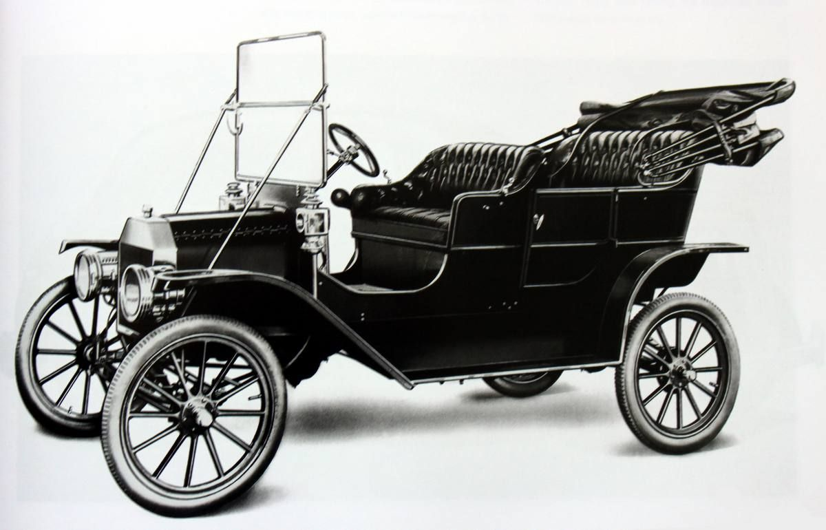 Today In History Ford Motor Company Is Incorporated 1903 Ford