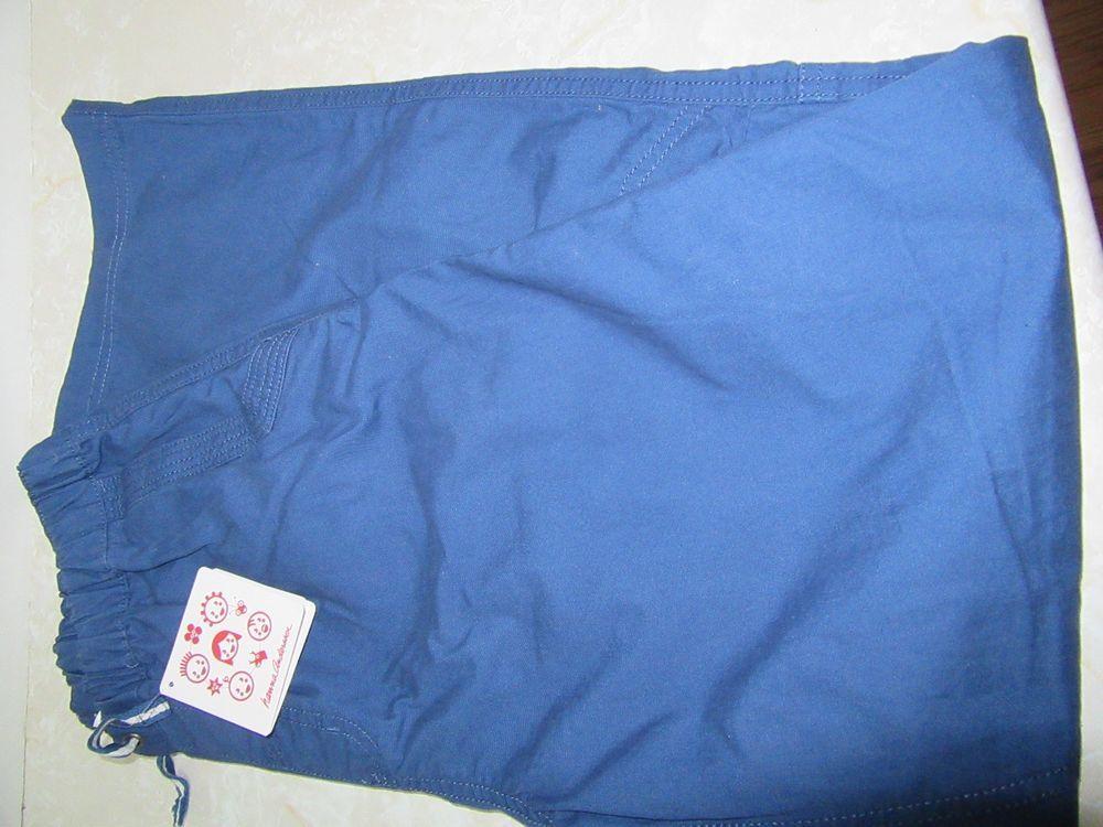 Hanna Andersson Boys Blue Double Knee Canvas Pants 160 14 New NWT School Slacks #HannaAndersson #DoubleKnee #Everyday