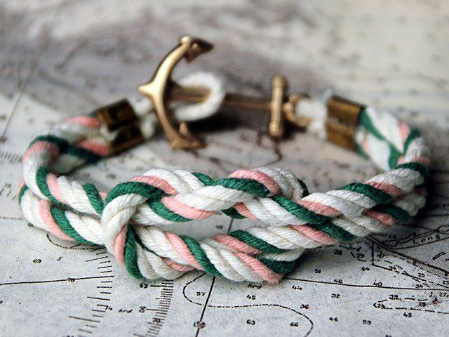 Nautical bracelet by Kiel James patrick