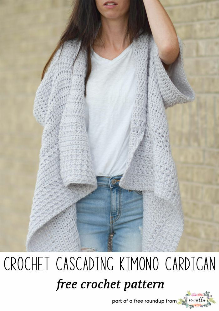 My Favorite Blogger Crochet Patterns From 2017 | Ponchos, Suéteres y ...