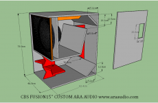 Skema Cbs 15 Single Permanen Fusion System Di 2020 Pengeras Suara Desain Teknologi