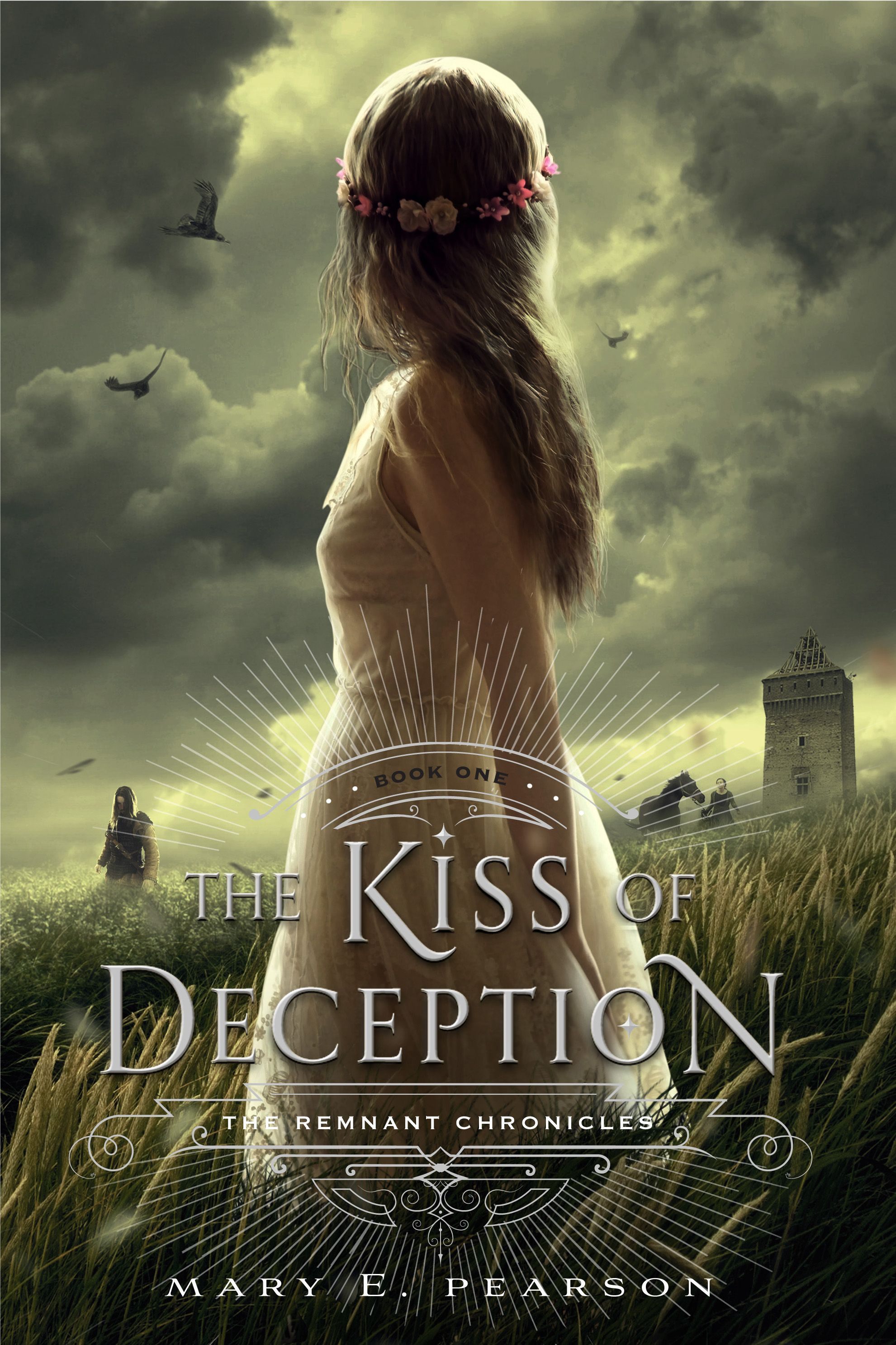 Image result for the kiss of deception book cover