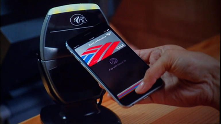 Apple takes NFC mainstream on iPhone 6; Apple Watch with