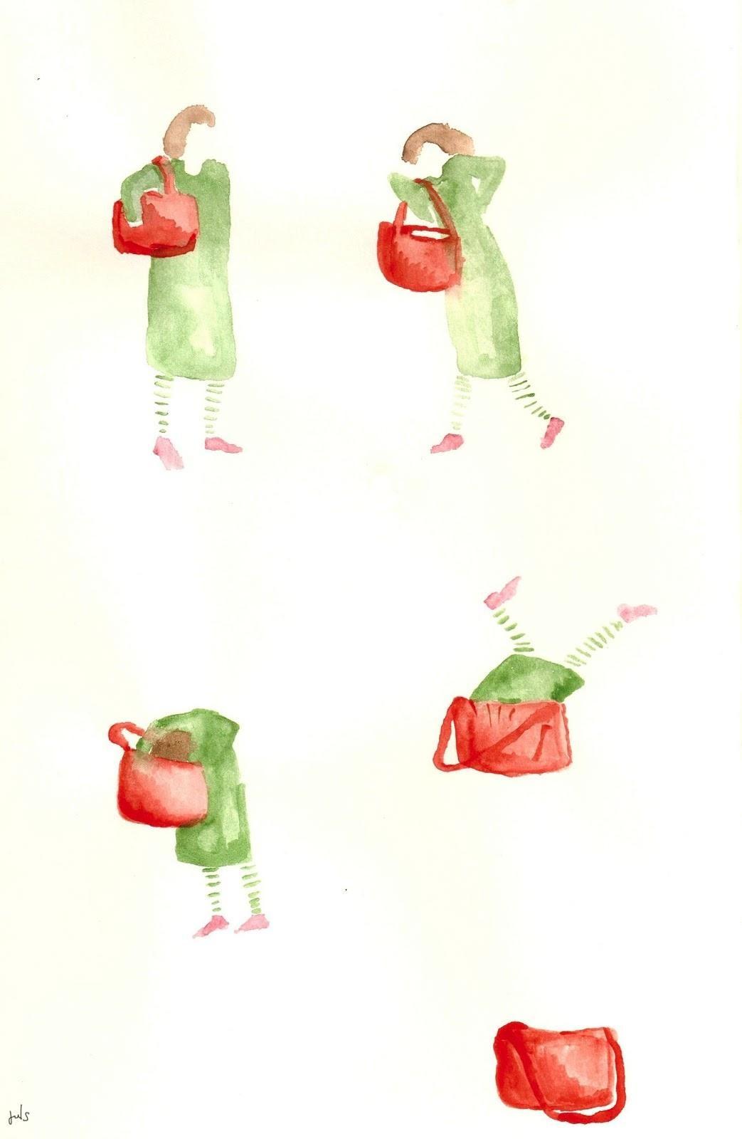 Ilustración Julia Vallejo Puszkin*