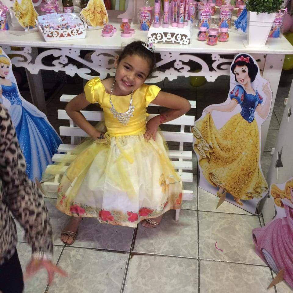 Fantasia de Princesa Infantil: Dicas, Modelos e Tutoriais - Universo 4 Kids