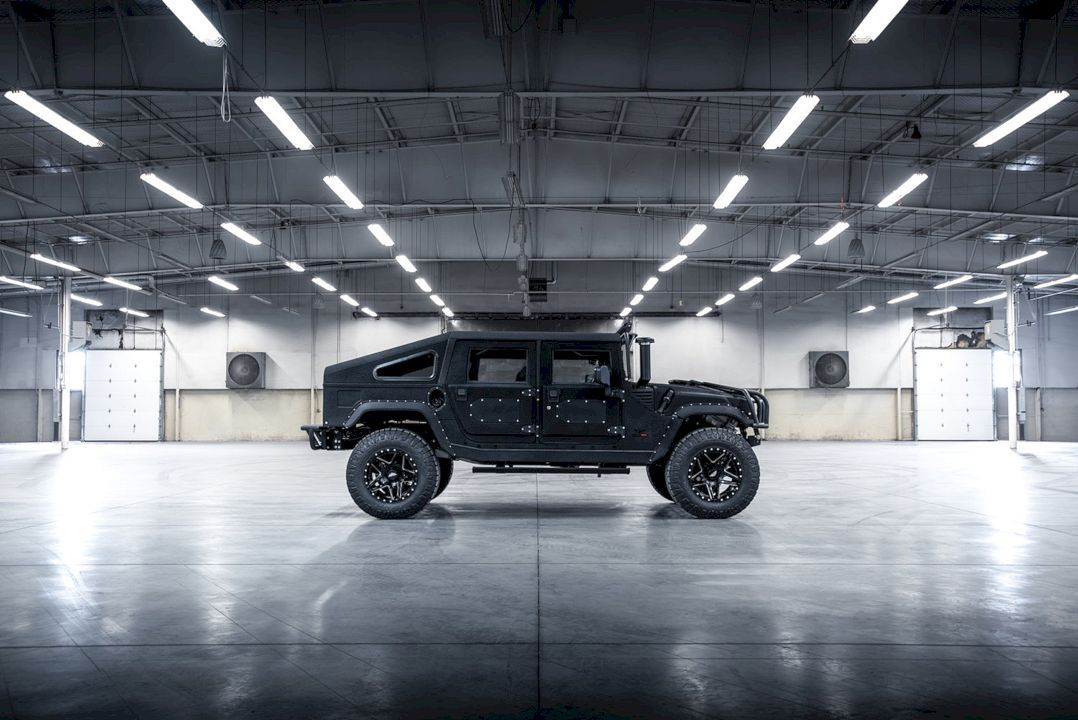 Mil Spec Automotive Hummer H1 Launch Edition A Tailored Experience In The Moments In Time Hummer H1 Hummer Mil Spec