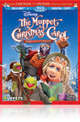 OMG! I NEED THIS!!!!  The Muppets Christmas Carol Special Edition Blu-ray Combo