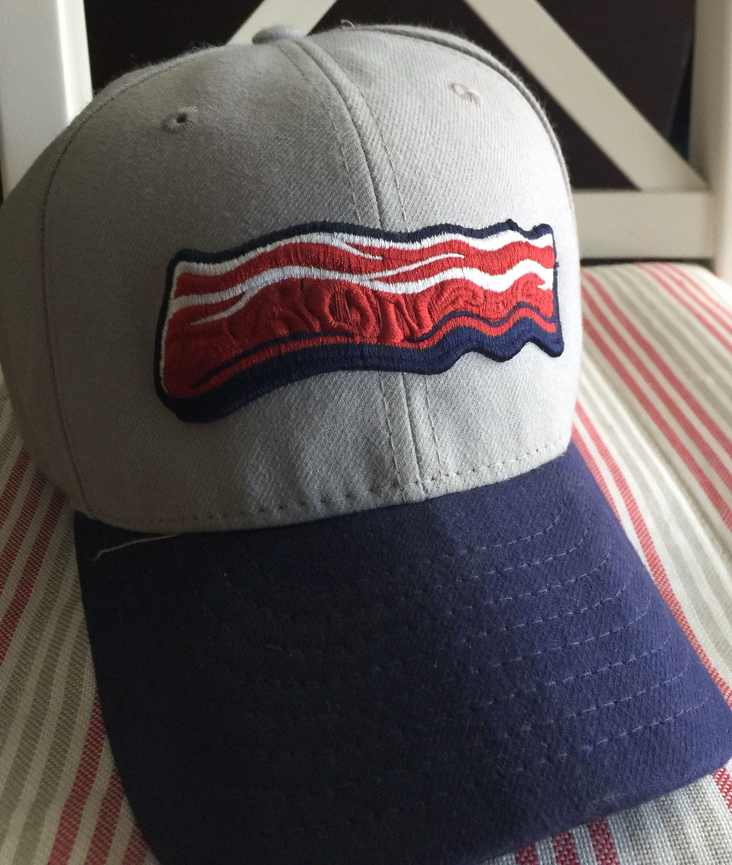 43715880d Lehigh Valley Iron Pigs Saturday hat. | Minor League Baseball Hats ...